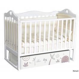 Детская кроватка ByTwinz Venecia Сафари (маятник универсальный)
