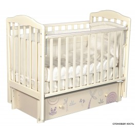 Детская кроватка ByTwinz Daniella Сафари (маятник универсальный)