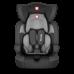 Автокресло Lionelo LO-Levi One Black гр 1,2,3 (от 9 до 36 кг)
