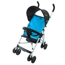 Коляска-трость Еду-Еду Е-102 BLUE-BLACK, голубой-черный
