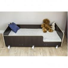 Кровать подростковая Р439 Капризун 4 дуб миланский