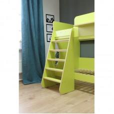 Кровать двухъярусная Р434 Капризун 3 лайм