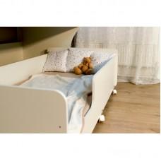 Двухъярусная кровать Р444 Капризун 7 белый