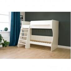 Кровать двухъярусная Р434 Капризун 3 белая