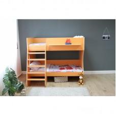 Кровать двухъярусная Р434 Капризун 3 оранжевый