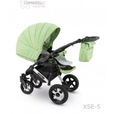 Детская коляска Camarelo 2 в 1 Sevilla (05), салатовый