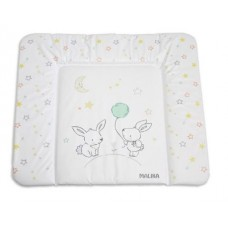 Матрас для пеленания Malika Sweet Rabbit 820х730х210