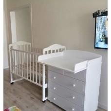 Детская комната «Беляночка», 2 предмета