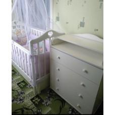 Детская комната «Каролина плюс» 3 предмета