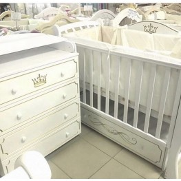 Детская комната «Грация» 3 предмета