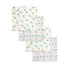 Муслиновые салфетки 40х36 см Сонный Гномик