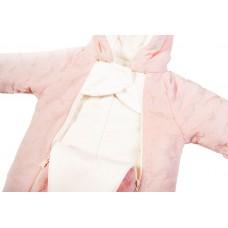 Плюшевый комбинезон Топ-Топ Сонный Гномик Розовый