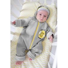 Комбинезон Лимончелло новорожденному Сонный Гномик