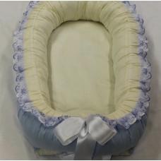 Комплект в кроватку Дуэт-2 «Голубая лагуна»