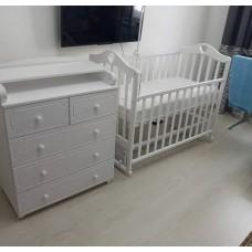 Детская комната «Сердечки» 3 предмета
