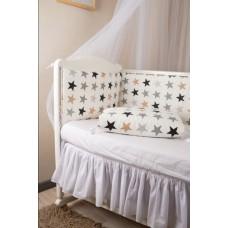 Бортики в кроватку «Сияние»