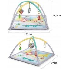 Развивающий коврик Kinderkraft Mily