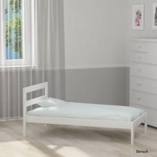 Подростковая кровать Агат Гортензия Стандарт Плюс (Зол.12)