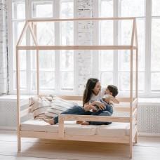 Кроватка-домик Агат Бегония Стандарт (Зол.1)