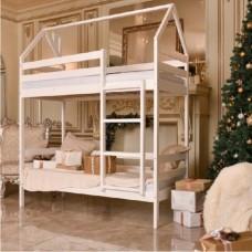 Кроватка-домик Агат Азалия (Зол.3)