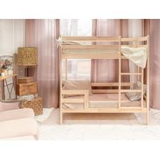 Кроватка-домик Агат Сальвия Плюс (Зол.6)
