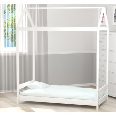 Кроватка-домик Агат Роджерсия Плюс (Зол.10)