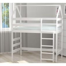 Кроватка-домик Агат Магнолия (Зол.7)