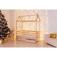 Кровать-домик Incanto Karelian Pine