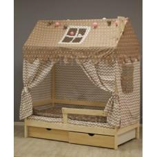 Кровать-домик Incanto Лапландия