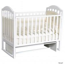 Детская кроватка Кедр EMILY 6 универсальный маятник
