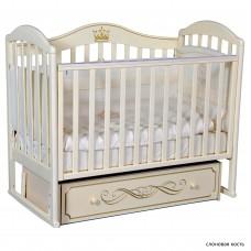 Детская кроватка Кедр EMILY 2 универсальный маятник