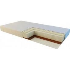Детский матрас Наше Солнышко Eco Latex Cocos 120х60х12 см
