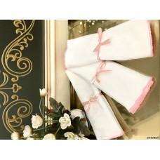 Набор платочков с окантовкой Jolly Baby