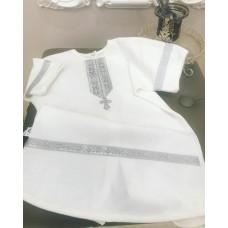 Крестильная рубашка Кристиан для мальчика Jolly Baby