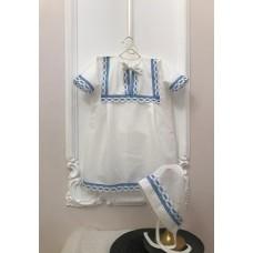 Рубашка крестильная Ангелочек для мальчика Jolly Baby