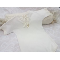 Рубашка крестильная Вышивка для мальчика Jolly Baby