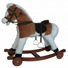 Качалка-лошадка Pituso Fandango с колесами