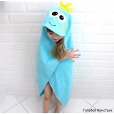 Детское банное полотенце малое Золотой гусь Animals