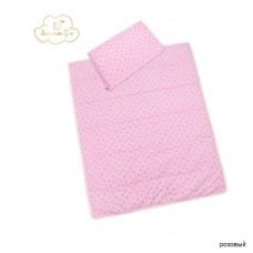 Набор одеяло и подушка для новорождённых Золотой Гусь