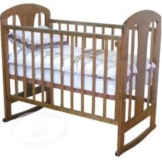 Детская кроватка Красная звезда ВИЛОНА С701 качалка на колесах