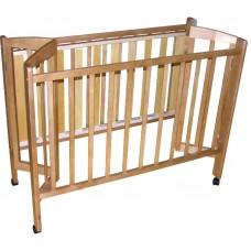 Детская кроватка Красная звезда СИМОНА С837 на колесах