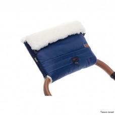 Муфта меховая для коляски Nuovita Alaska Bianco