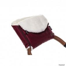 Муфта меховая для коляски Nuovita Polare Bianco