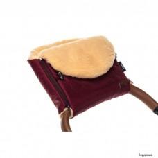 Муфта меховая для коляски Nuovita Polare Pesco
