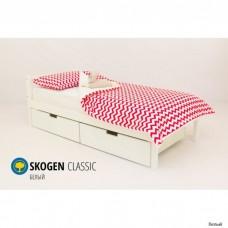 Детская кровать Бельмарко Skogen classic 160 на 70