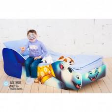 Детская кровать Бельмарко Бегемот Мотя 160 на 70