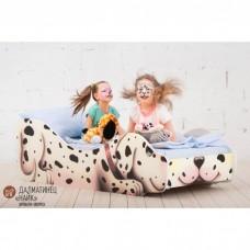 Детская кровать Бельмарко Далматинец Найка 160 на 70