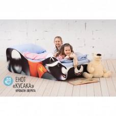 Детская кровать Бельмарко Енот Кусака 160 на 70