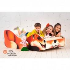 Детская кровать Бельмарко Лиса Фокси 160 на 70