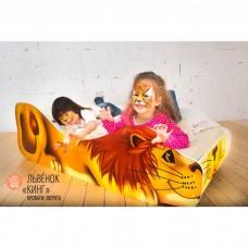 Детская кровать Бельмарко Львенок Кинг 160 на 70